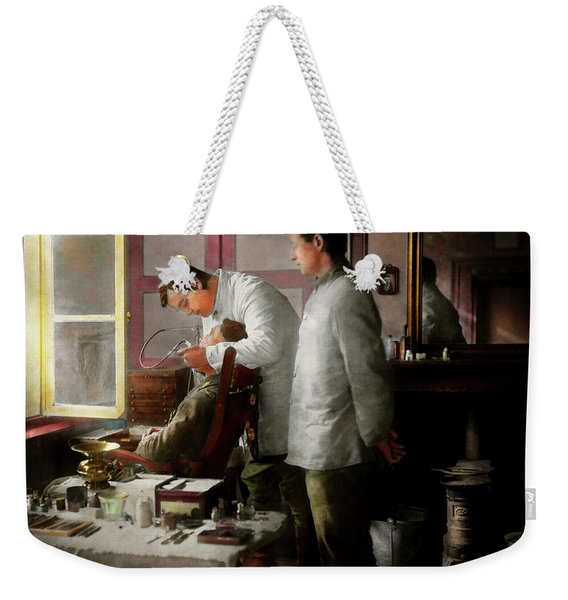 Dentist - The Horrors Of War 1917 Weekender Tote Bag
