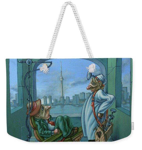 Dentist Weekender Tote Bag