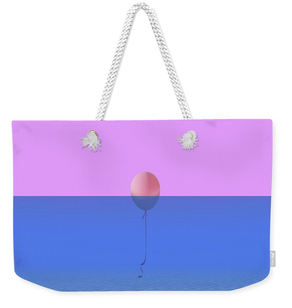 Dentro O Fuori Weekender Tote Bag