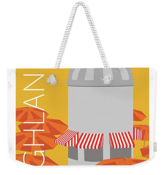 Denver Highlands/gold Weekender Tote Bag