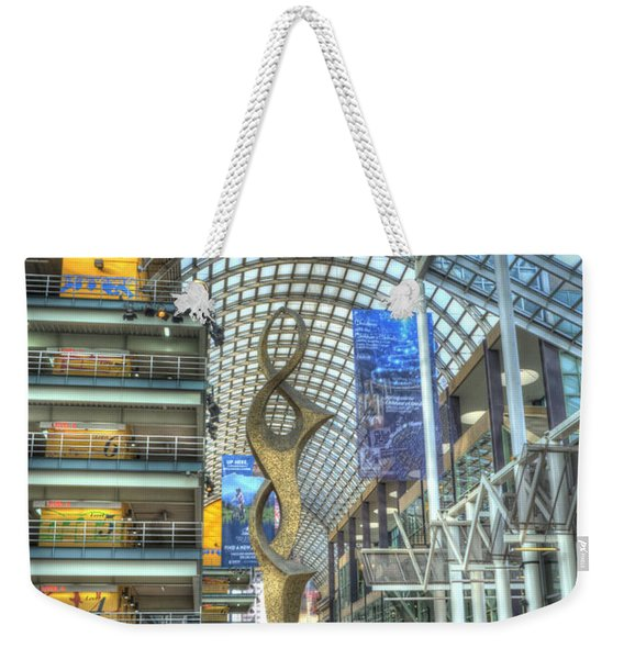 Denver Performing Arts Center Weekender Tote Bag