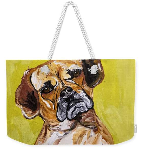 Deph Date With Paint Nov 20th Weekender Tote Bag