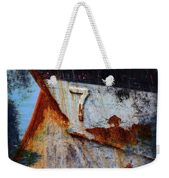 Depth Markers Weekender Tote Bag