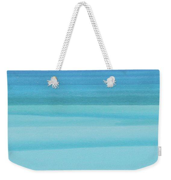 Depth Perception Weekender Tote Bag