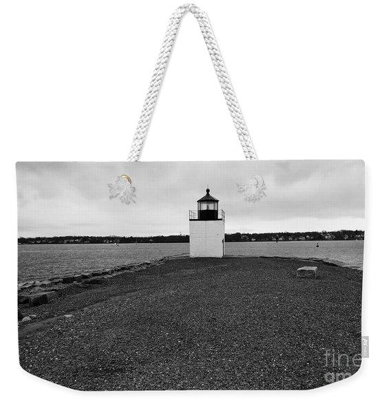 Derby Wharf Lighthouse Weekender Tote Bag
