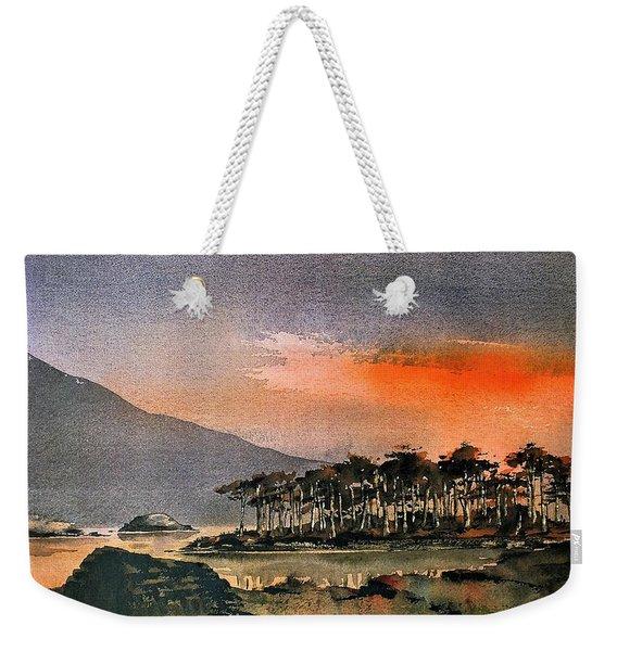 Derryclare Lough, Galway...dscfoo87 Weekender Tote Bag
