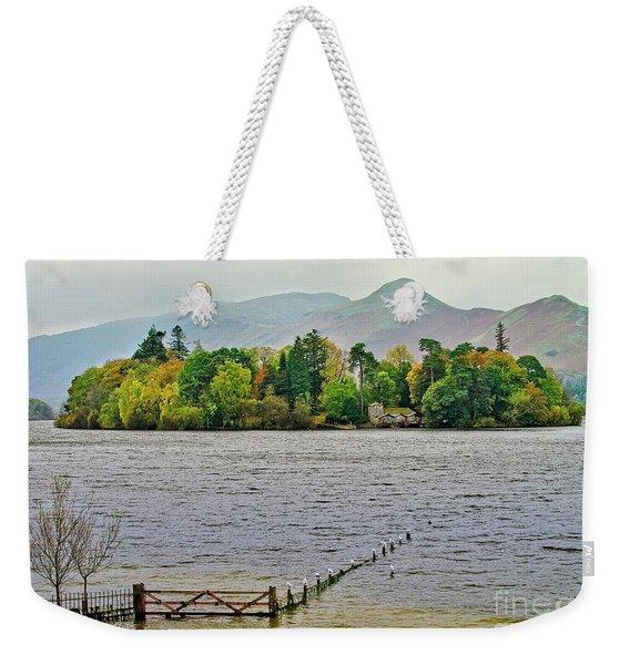 Derwent Isle, Lake District Weekender Tote Bag