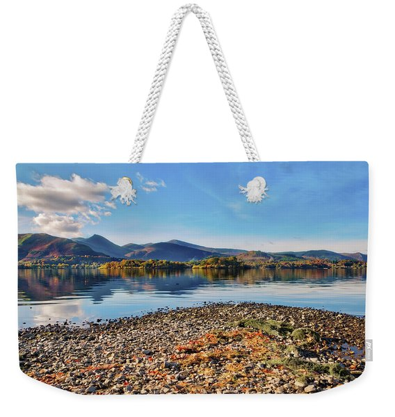 Derwent Shoreline Weekender Tote Bag