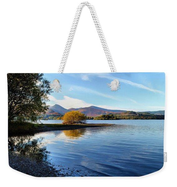 Derwent Water Weekender Tote Bag