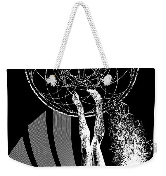 Descending Into The Unknown Weekender Tote Bag