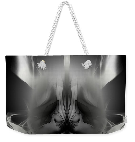 Descent Weekender Tote Bag