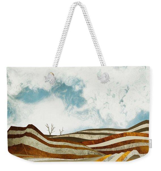 Desert Calm Weekender Tote Bag
