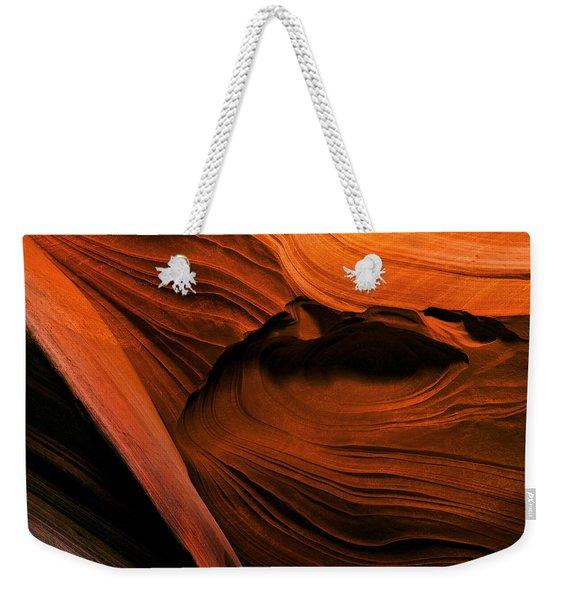 Desert Carvings Weekender Tote Bag