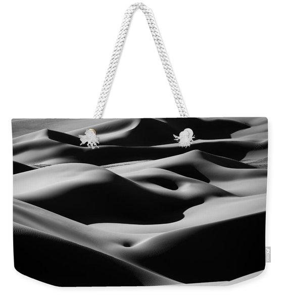 Desert Curves Weekender Tote Bag