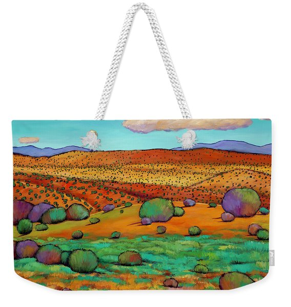 Desert Day Weekender Tote Bag