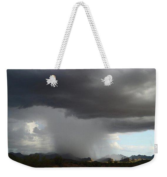 Desert Downpour Weekender Tote Bag
