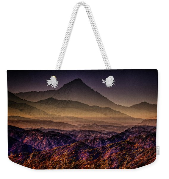 Desert Dreams Weekender Tote Bag