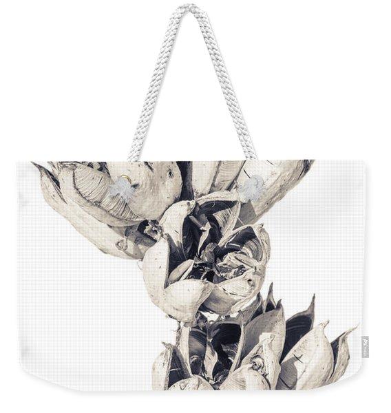 Desert Flower Weekender Tote Bag