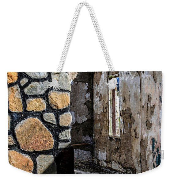 Desert Lodge View 1 Weekender Tote Bag