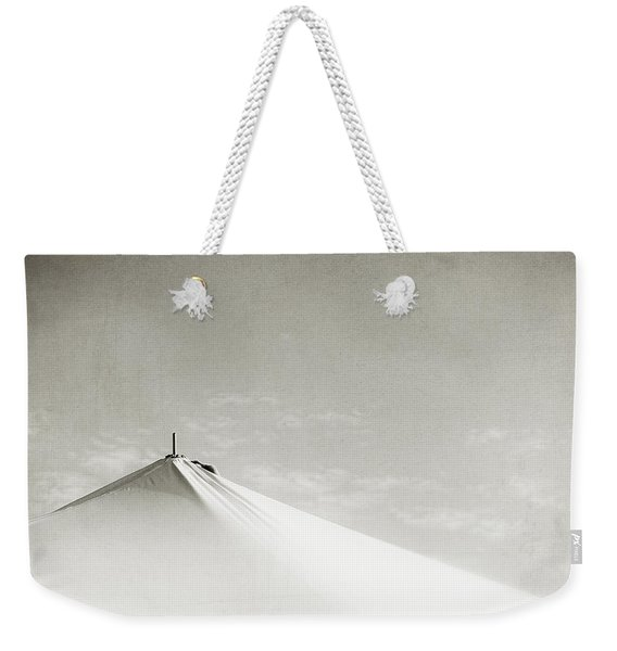 Desert Peak Weekender Tote Bag