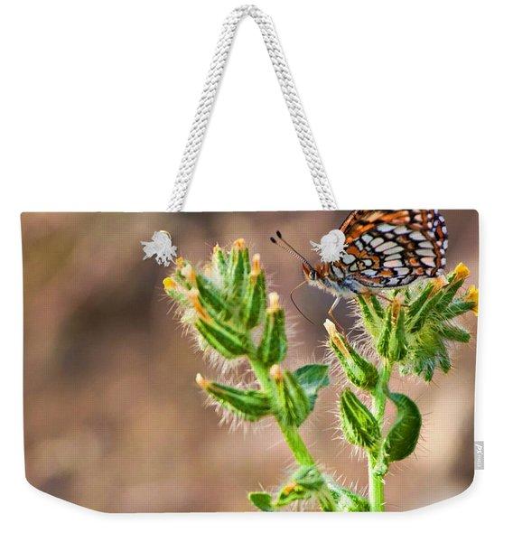 Desert Spring Life Weekender Tote Bag