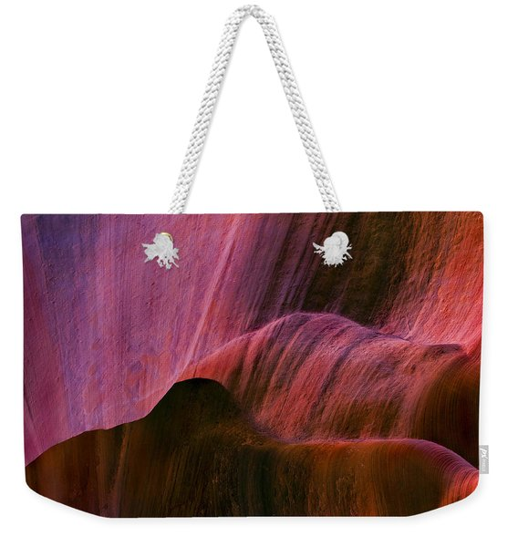 Desert Tapestry Weekender Tote Bag