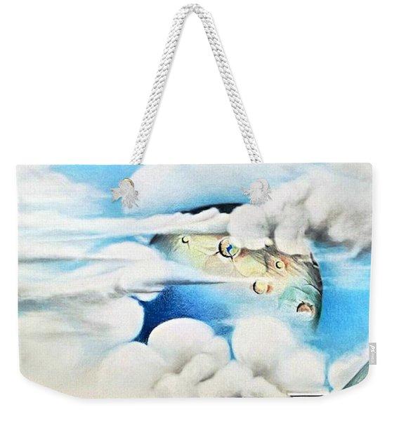Desert Wind Weekender Tote Bag