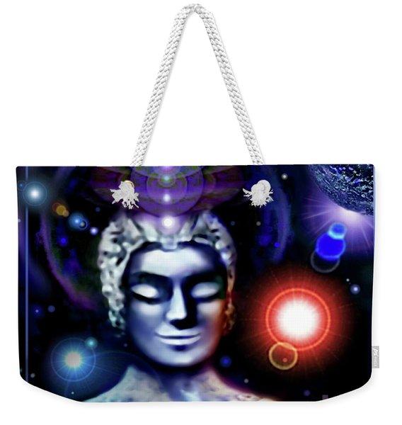 Buddha - Be At Peace Weekender Tote Bag