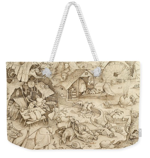 Desidia  Weekender Tote Bag