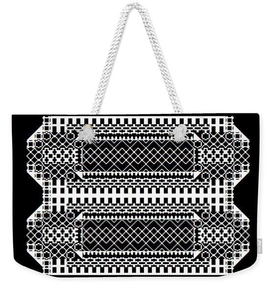 Design1_16022018 Weekender Tote Bag