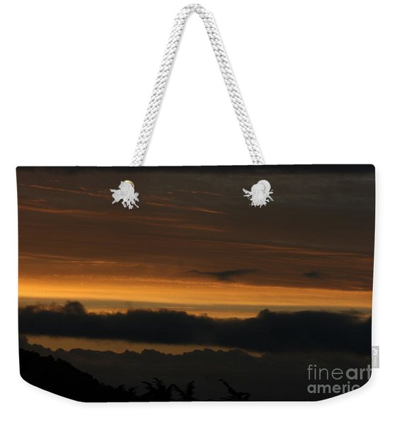 Weekender Tote Bag featuring the photograph Desolate by Cynthia Marcopulos