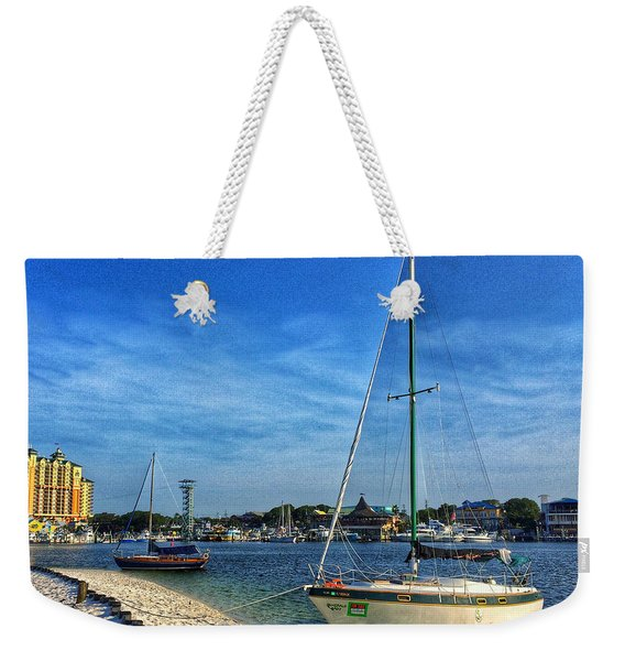 Destin Florida Weekender Tote Bag