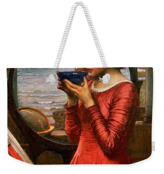 Destiny Weekender Tote Bag