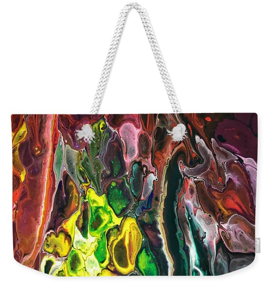 Detail Of Auto Body Paint Technician  Weekender Tote Bag