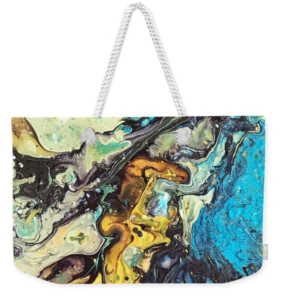 Detail Of Conjuring 3 Weekender Tote Bag
