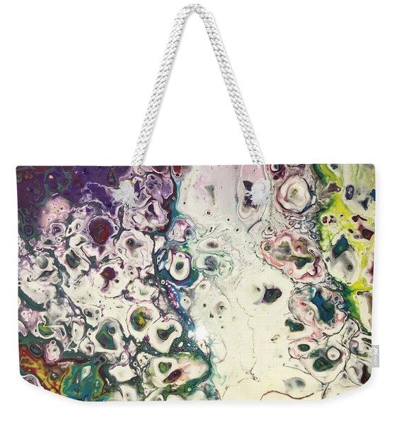 Detail Of Instagram 2 Weekender Tote Bag
