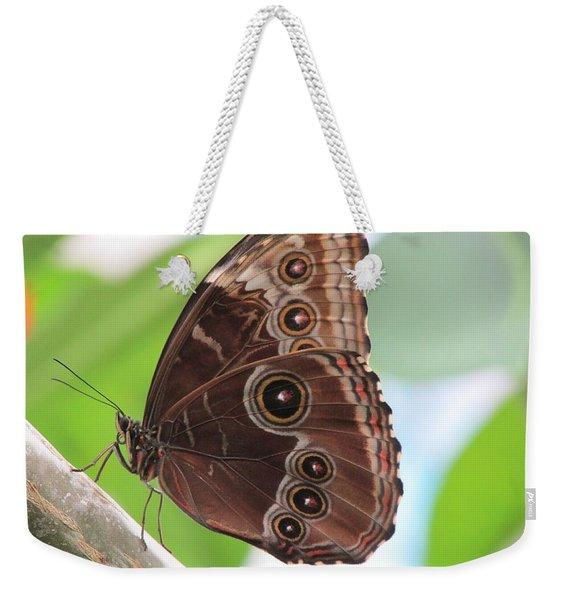 Detailed Wings Weekender Tote Bag