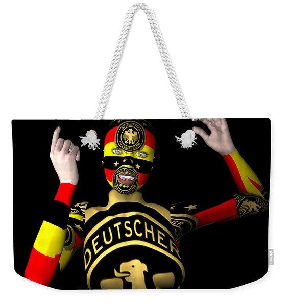 Studio Woman Render 05 Weekender Tote Bag
