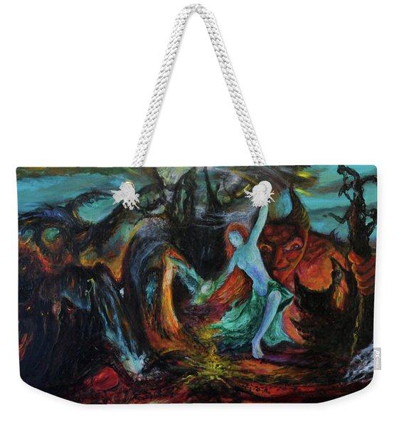 Devils Gorge Weekender Tote Bag