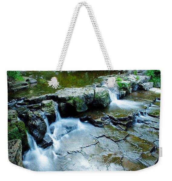 Devils River 1 Weekender Tote Bag