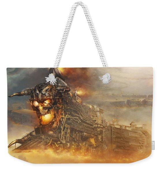 Devils Train 2 Weekender Tote Bag