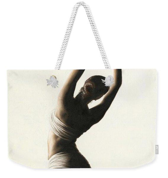 Devotion To Dance Weekender Tote Bag