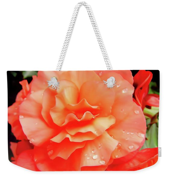 Dew Kissed Weekender Tote Bag