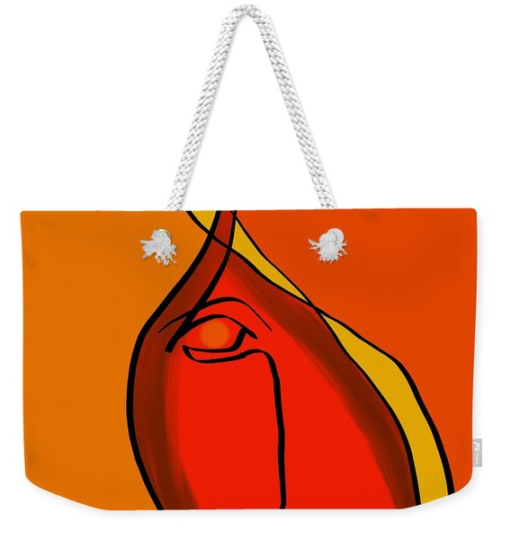 Diabla Weekender Tote Bag
