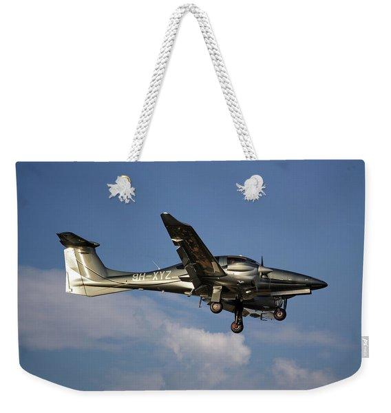 Diamond Aircraft Diamond Da-62 4 Weekender Tote Bag