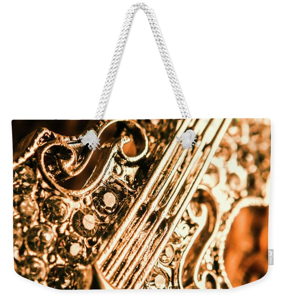 Diamond Ensemble Weekender Tote Bag