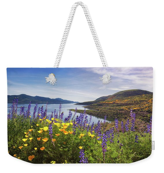 Diamond Valley Weekender Tote Bag