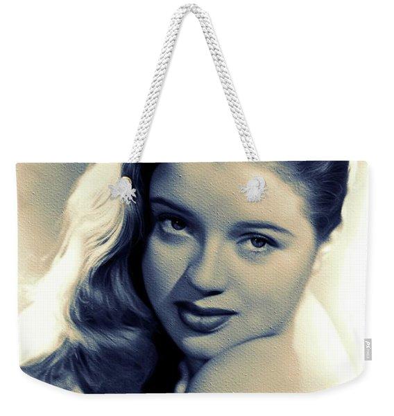 Diana Dors, Movie Legend Weekender Tote Bag