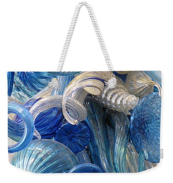 Diaphanous Nudibranch Weekender Tote Bag