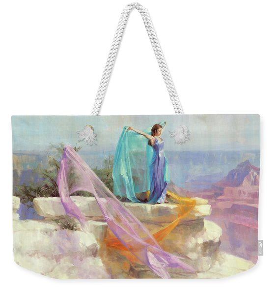Diaphanous Weekender Tote Bag